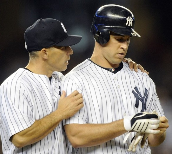 Girardi and Teixeira